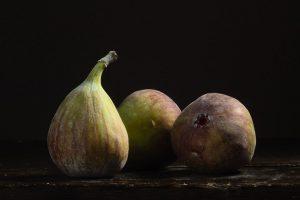 drie vijgen, foto van Yola de Lusenet